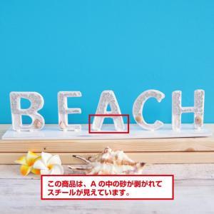 アウトレット BEACHサイン サインボード 貝殻 シェル スターフィッシュ インテリア雑貨|likebeach