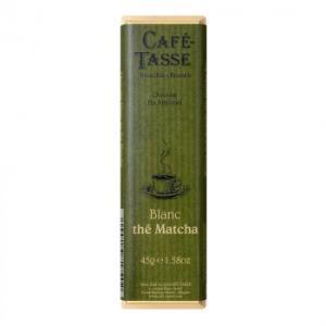 CAFE-TASSE(カフェタッセ) 抹茶ホワイトチョコ 45g×15個セット 送料無料  代引き不...