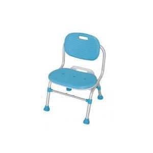 ゆったり座れる幅広座面と、やわらかなソフトパット付き。