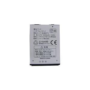 【ソフトバンク純正商品】AQUOS PHONE006SH電池パック(SHBDT1) lillian