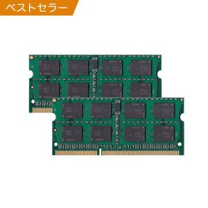 新品 BUFFALO  ノートPC用増設互換増設メモリ PC3-8500(DDR3-1066)対応  DDR3 SDRAM S.O.DIMM 2枚組 A3S1066-2GX2