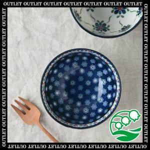 小鉢 おしゃれ サラダボウル アウトレット 洋食器 美濃焼 11cm 欧風お花畑ボウル チェリーパイ スズラン|lilly2016