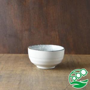 小鉢 和食器 三島 粉引 12.8m多用丼 和食器 美濃焼 取り皿 煮物鉢 小丼 スズラン|lilly2016