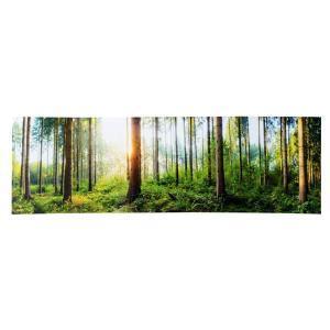 デザイン アートパネル フレーム 幅140cm ワイドタイプ 写真 キャンバス 北欧 アメリカン 西海岸 模様替え 部屋飾り ファブリックパネル ポスター 額縁 ART-122 lily-birch 05