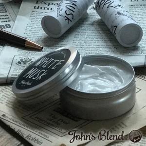 John'sBlend フレグランス ハンドクリーム  ボディーケア ハンドケア クリーム ホワイトムスク アップルペア プレゼント 贈り物 女性|lily-birch
