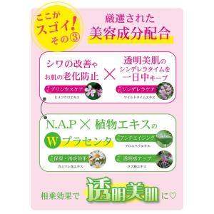 LUMIAS ルミアス クレマリンフェイスウォッシュ 100g 洗顔 スキンケア クレイ 泥パック 洗顔料 ロイヤルビオサイト配合 プラセンタ|lily-birch|11