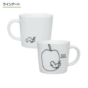 はらぺこあおむし マグ S 可愛い マグカップ コップ テーブルウェア 子供食器 日本製 プレゼント ギフト 祝 エリック・カール KN80723 KN80724 KN80725 lily-birch 04
