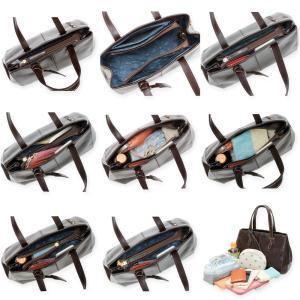 ミニトートバッグ 本革 日本製 革 レザー 通勤用 ハンドバッグ デイリー ライム ハイドリックL1747|lime-japan|04