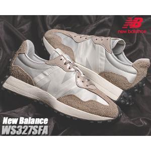 NEW BALANCE WS327SFA WHITE BIRCH ニューバランス ウィメンズ 327...