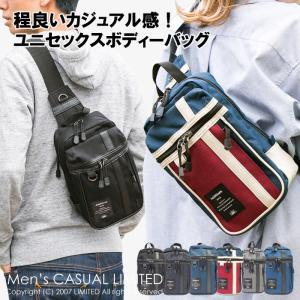ボディバッグ メンズ レディース ショルダー bag 鞄 通販M|limited