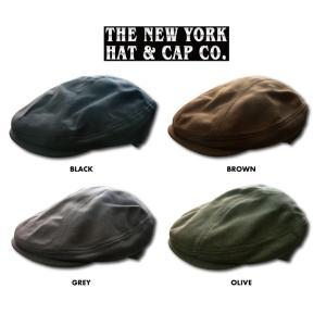 """ニューヨークハット キャンバスハンチング [キャンバス""""1900""""]NEW YORK HAT CAN..."""