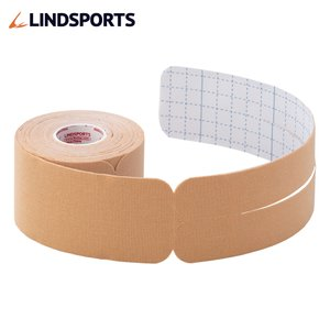 Y字カット イオテープ キネシオロジーテープ スポーツ テーピングテープ 50mm x 5m 1本入 20枚分 LINDSPORTS リンドスポーツ|lindsp