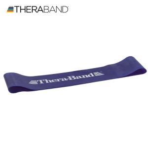 セラバンド TheraBand セラバンドループ ブルー 青 エクストラヘビー Lサイズ 円周90cm トレーニングチューブ エクササイズバンド LINDSPORTS リンドスポーツ|lindsp