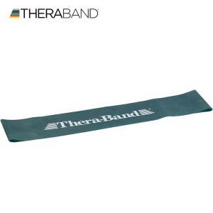 セラバンド TheraBand セラバンドループ グリーン 緑 ヘビー Lサイズ 円周90cm トレーニングチューブ エクササイズバンド LINDSPORTS リンドスポーツ|lindsp