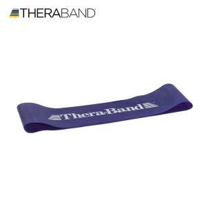 セラバンド TheraBand セラバンドループ ブルー 青 エクストラヘビー Mサイズ 円周60cm トレーニングチューブ エクササイズバンド LINDSPORTS リンドスポーツ|lindsp