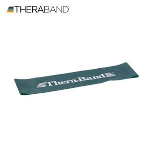 セラバンド TheraBand セラバンドループ グリーン 緑 ヘビー Mサイズ 円周60cm トレーニングチューブ エクササイズバンド LINDSPORTS リンドスポーツ|lindsp