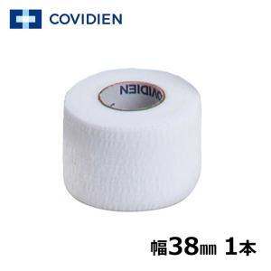 シャーライト COVIDIEN ソフト伸縮 テーピングテープ 38mm × 6.9mm 1本 バラ売り LINDSPORTS リンドスポーツ|lindsp