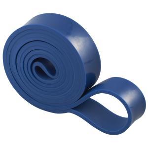 青 フィットネスバンド ループ 幅32mm 円周208cm トレーニングチューブ フィットネスチューブ エクササイズバンド LINDSPORTS リンドスポーツ lindsp
