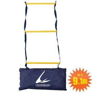 トレーニングラダー 俊敏力養成トレーニング用ラダー 収納バッグ付き アジリティトレーニング LINDSPORTS リンドスポーツ|lindsp