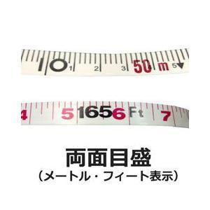メジャー 巻尺 100m ファイバーグラス製 LINDSPORTS リンドスポーツ|lindsp|02