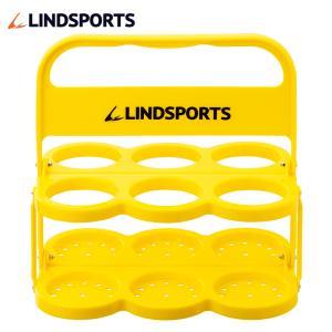 折りたたみキャリー 6本用 LINDSPORTS リンドスポーツ|lindsp