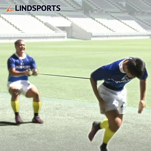 パワーハーネス 腰ベルトタイプ トレーニング LINDSPORTS リンドスポーツ|lindsp