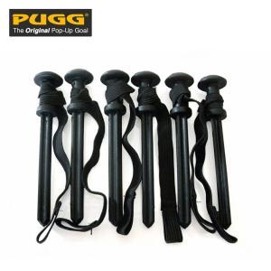 PUGG ポップアップ式 サッカーゴール用ペグ 6個セット LINDSPORTS リンドスポーツ|lindsp