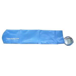 ストレッチングクッション ロング専用 取替カバー ライトブルー LINDSPORTS リンドスポーツ|lindsp