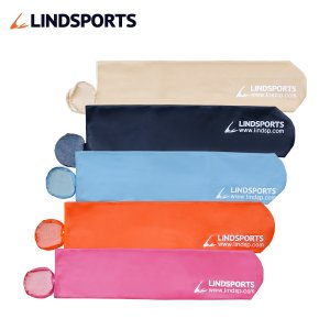 LINDSPORTS ストレッチングクッション・ロング専用 取替カバー ピンク|lindsp