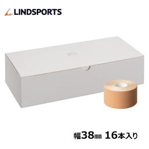 スーパーキルティックテープ 旧スーパーイオテープ 38mm 16本入 箱 LINDSPORTS リンドスポーツ|lindsp