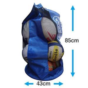 ボールバッグ サッカー ラグビー ハンドボール 等用 ボール 収納 持ち運び LINDSPORTS リンドスポーツ|lindsp