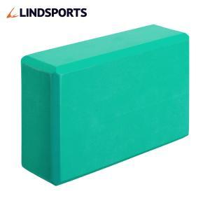 ヨガブロック ライトグリーン LINDSPORTS リンドスポーツ|lindsp