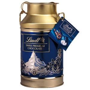 リンツ Lindt チョコレート ナポリタンチョコレート アソート ブルー缶