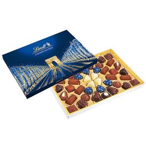 リンツ Lindt プラリネ チョコレート クリスマス シャンゼリゼ アソートボックス
