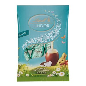 イースター リンツ Lindt チョコレート リンドールエッグ ココナッツ 90g