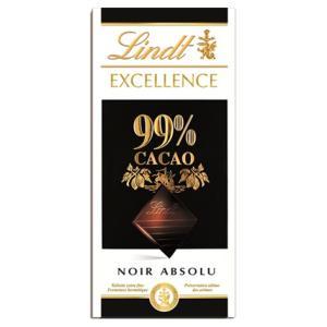 リンツ Lindt タブレットチョコレート エクセレンス 99%カカオ