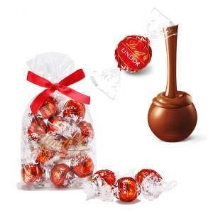 リンツ Lindt チョコレート リンドールミルク 10個入り