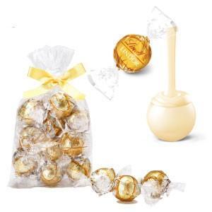 リンツ Lindt チョコレート  リンドール ホワイト 10個入り