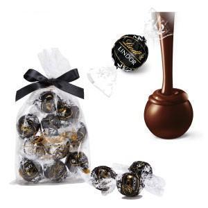 リンツ Lindt チョコレート  リンドール エキストラダーク 10個入り