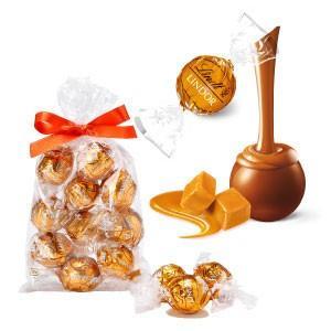リンツ Lindt チョコレート リンドール キャラメル 10個入り
