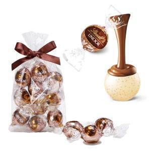 リンツ Lindt チョコレート  リンドール カプチーノ 10個入り