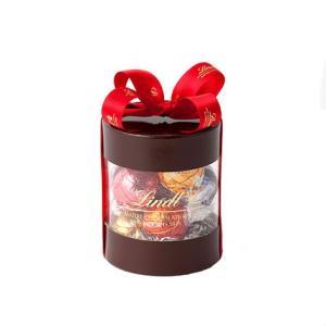 リンツ Lindt チョコレート  リンドールギフトボックス 6種アソート10個入り