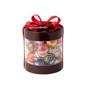リンツ(Lindt)  チョコレート リンドール ギフトボックス 7種アソート25個入り