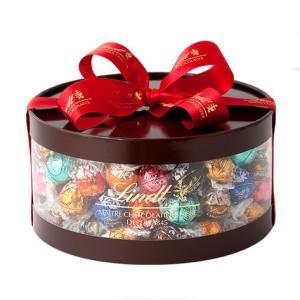 リンツ Lindt チョコレート リンドールギフトボックス11種アソート100個入り