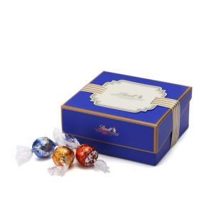リンツ Lindt チョコレート クリスマス リンドール クラシックギフトボックス 9種28個入り