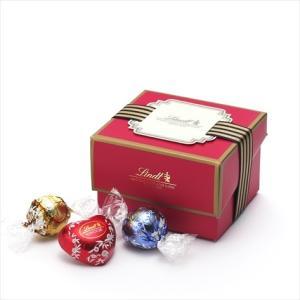 リンツ Lindt チョコレート バレンタイン リンドールクラシックギフトボックス 7種12個入り