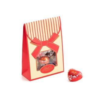 リンツ Lindt チョコレート バレンタイン限定 リンドールハート ギフトバッグ 6個入り
