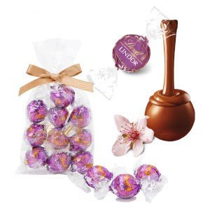 リンツ Lindt チョコレート リンドール アーモンド 10個入り