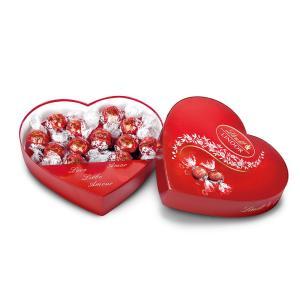 公式 リンツ Lindt チョコレート バレンタイン リンドールハートギフトボックス ミルク スイーツ ギフト プレゼント