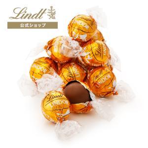 リンツ Lindt チョコレート リンドール キャラメル 10個入り お取り寄せ スイーツ